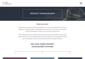 Web justprojects.com